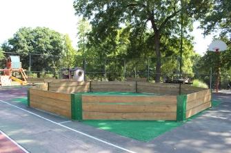 camp playground GaGa