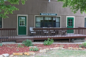 Booth Lodge Exterior