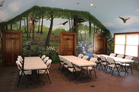 Cypress Long Tables from North West
