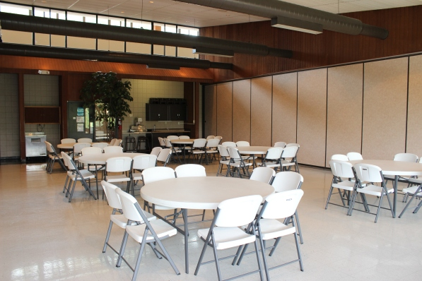 Dining Hall #2 Feature Photo