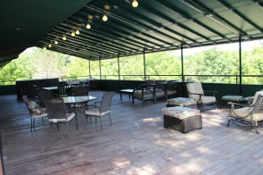 Dining Hall Deck