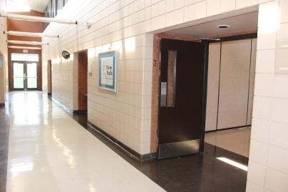 Dining Room #3 Hallway