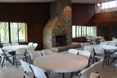 Kansas Fireplace setup