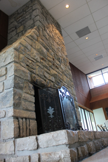 Kansas Fireplace