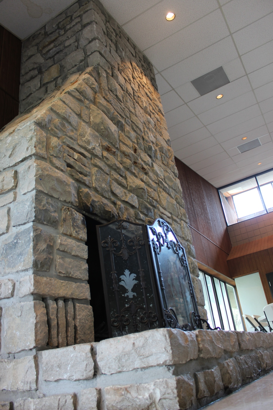Kansas Fireplace