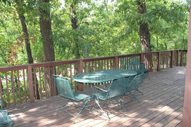 Oak Deck