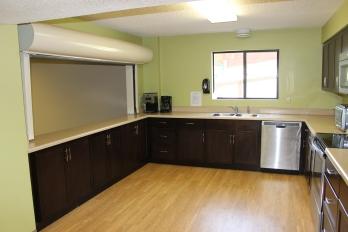 Oak Kitchen Sink