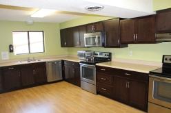 Oak Kitchen Stoves