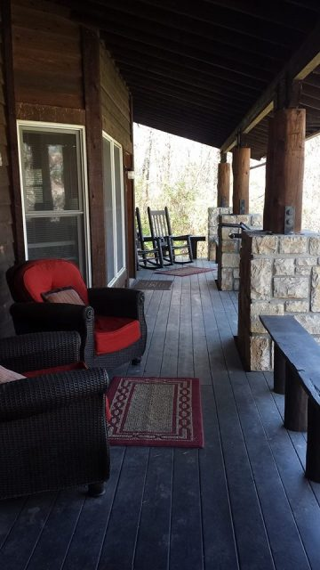 Pines Porch 2