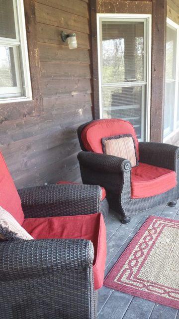 Pines Porch
